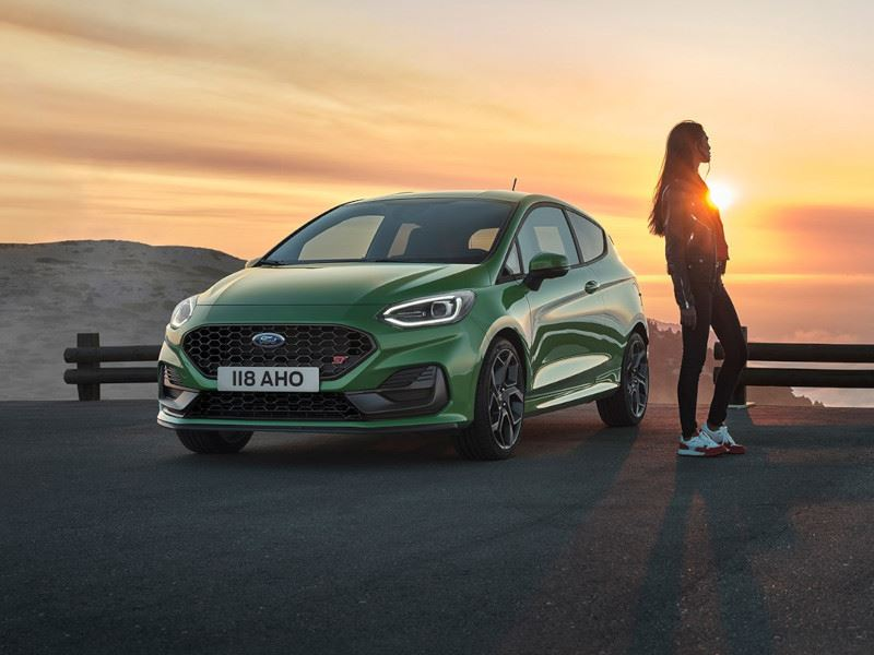 Ford NEW FIESTA MHEV