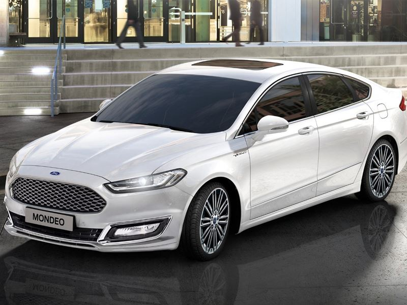 Ford Mondeo Available at Chris Allen