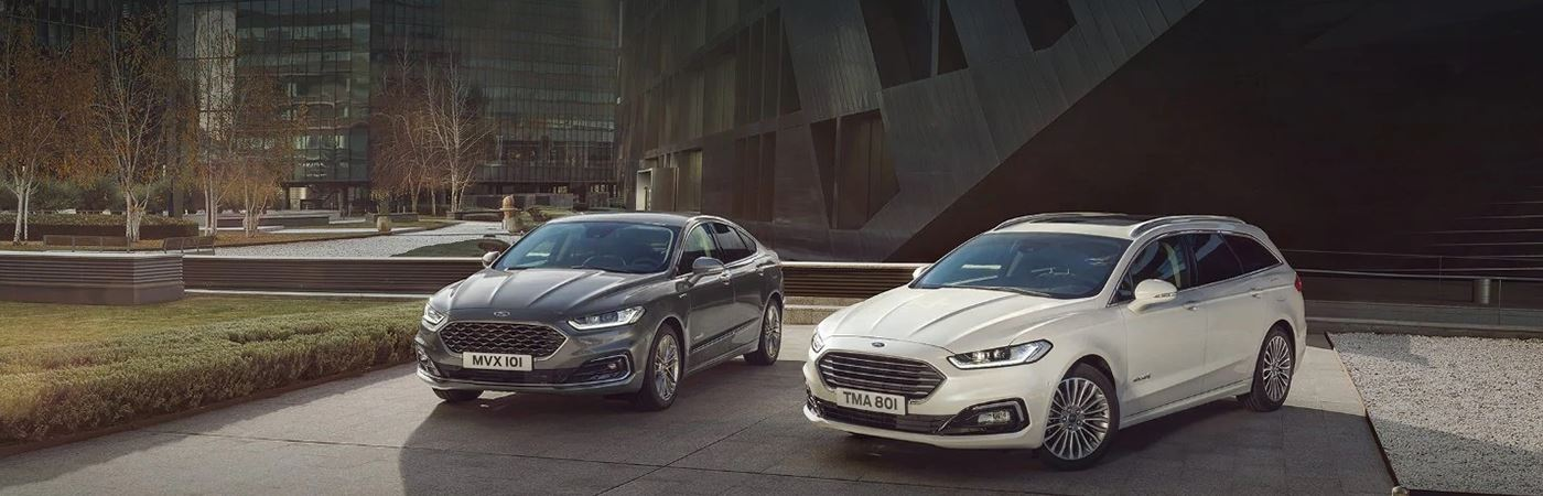 New Mondeo Hybrid Available at Chris Allen