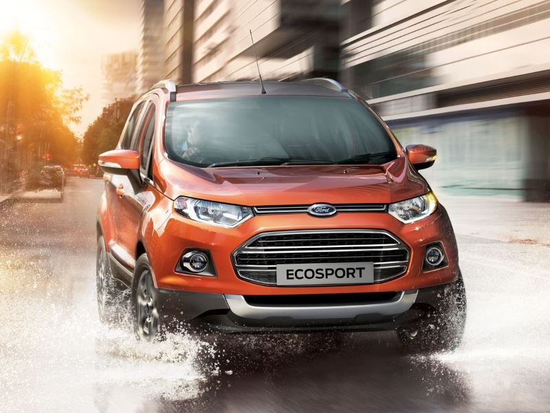 Ford NEW ECOSPORT