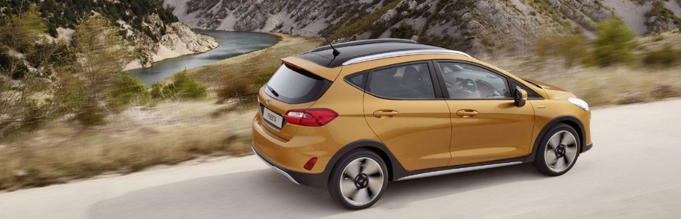 Ford NEW FIESTA ACTIVE