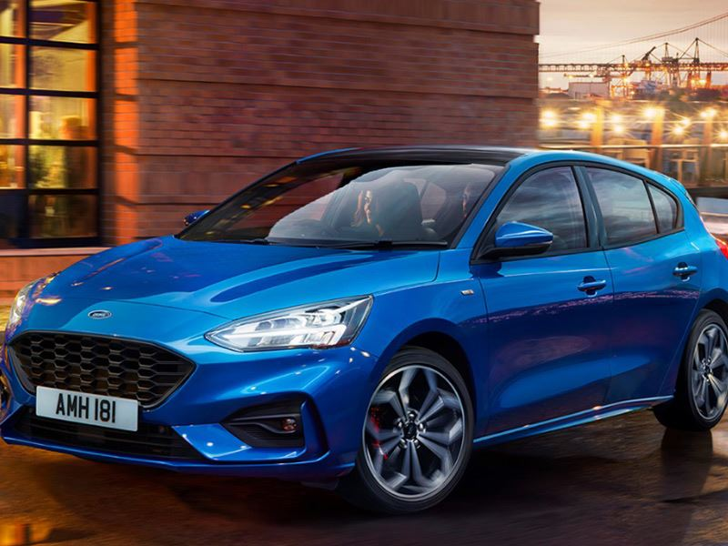 Ford NEW FOCUS MHEV