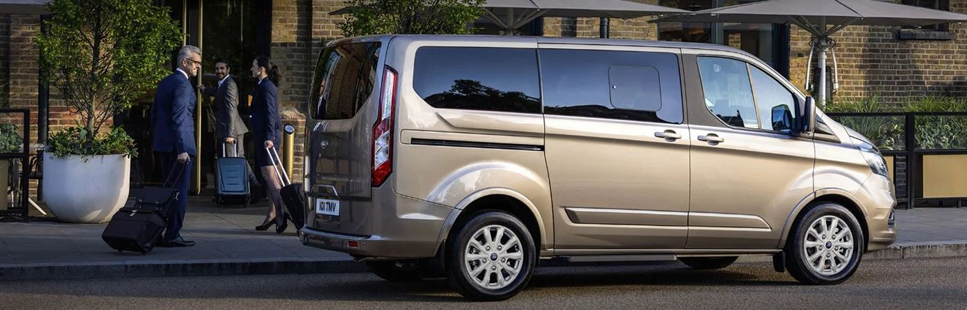 Ford Tourneo Custom Available at Chris Allen