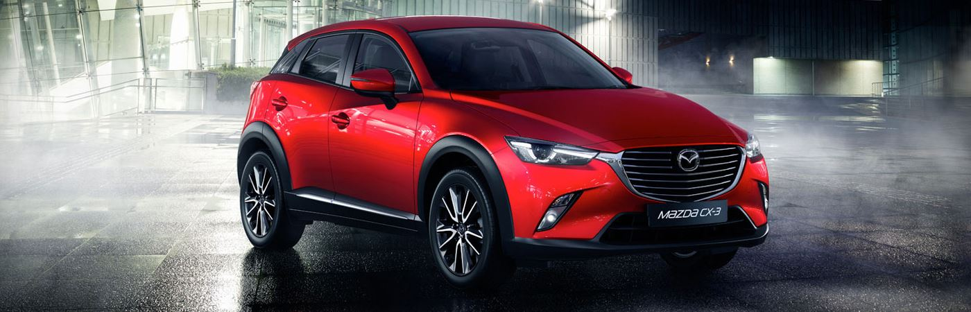 Mazda CX-3 Available at Chris Allen