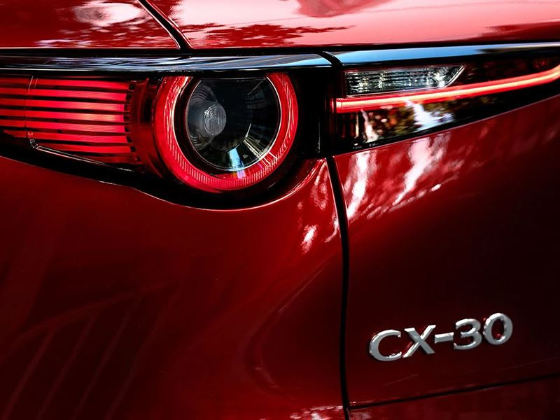 Mazda CX-30 Available at Chris Allen