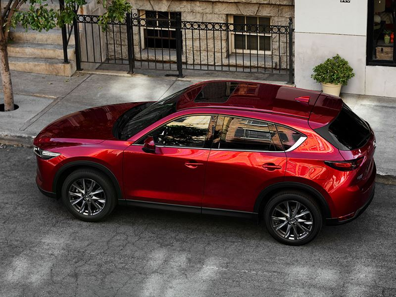 Mazda CX-5 Available at Chris Allen