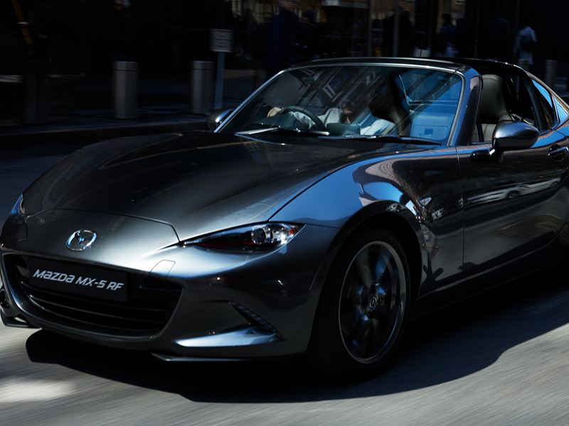 Mazda MX-5 Available at Chris Allen
