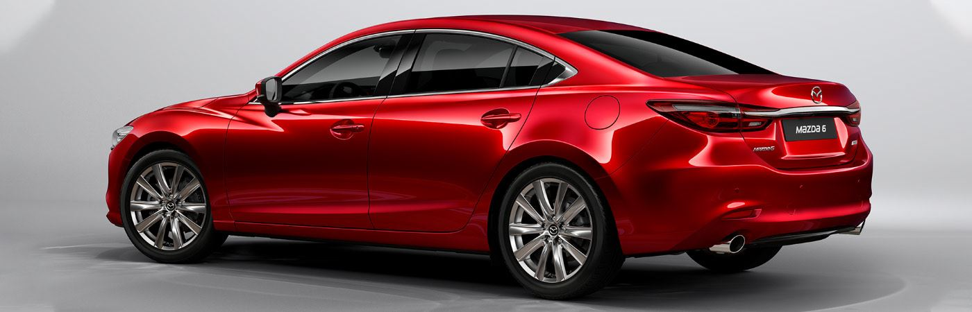 Mazda 6 Available at Chris Allen