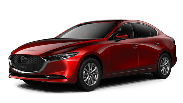 All-New Mazda3 Saloon
